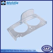 Capa de máquina de lavar ABS transparência com dois furos