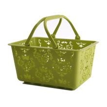 precio de fábrica plástico plástico de alta calidad del molde de acero del molde de la cesta de la inyección de los productos caseros de alta calidad