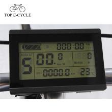 Exposição elétrica do LCD da exposição da bicicleta para o eBicycle