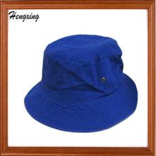 Chapéu de balde em branco personalizado com logotipo personalizado