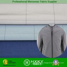 Checks Plain Dyed Memory Polyester Fabric for Men′s Wind Breaker