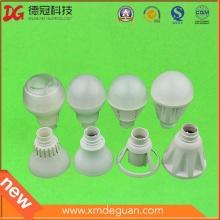 Пластиковый корпус светодиодных ламп Cusomtized