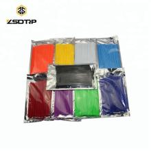 Capots de rayons de motocross recouvre les peaux de rayons Jante pour EXCF EXCF EXCF 125 250 450 500 Z750 Z800 Dirt Bike