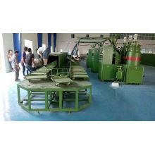 Línea de montaje de PU para la fabricación de calzado