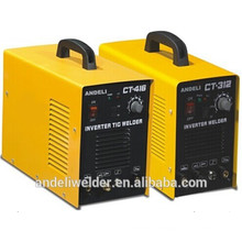 China top brand Professional inverter dc tig mma cut ct416 welding machine