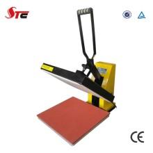 Homologués CE Machine de presse de chaleur haute pression pour T Shirt (STC-SD06)