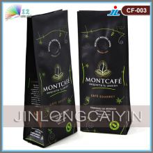 Plastic Coffee Packaging Bag