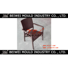 Customized Plastic Rattan Chair Mould