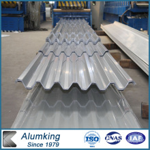 5052 Corrugated Aluminum Sheet/ Plate for Constructions Uses