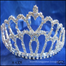 Birthday crown big tiara tiara crown pageant wedding crown in tiaras display