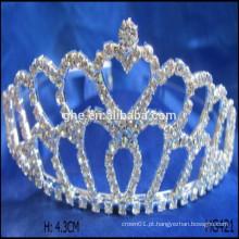 Aniversário, coroa, grande, tiara, tiara, coroa, desfile, casamento, coroa, tiaras, exibição