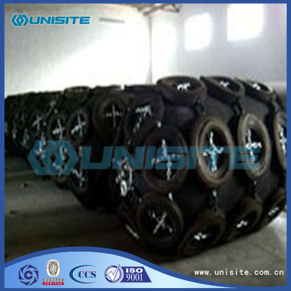 High Strength Marine Rubber Fender for sale