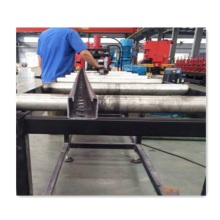 PV Support Bracket Rollforming Production Line