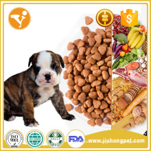 Flavor fish reliable and organic dog pet food made in china