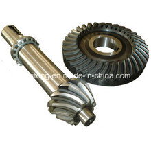 OEM/ODM Crown Wheel for Stone Machinery