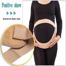 Cinturón elástico de la banda del vientre de maternidad de apoyo de embarazo