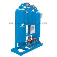 Air Compressor with Heatless Regeneration Adsorption Dryer
