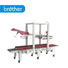 Machine à emballer automatique de pli et de fond d'ailerons de Brother Fx-At5050L, scelleur de carton, machine de cachetage de boîte