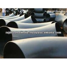 Asme B16.9 Acoplamientos de soldadura a tope de acero al carbono