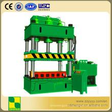 Prensa hidráulica de quatro colunas 100t, prensa elétrica de 100 toneladas