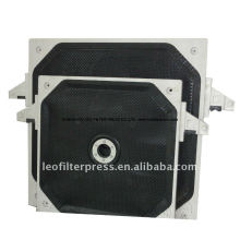Membranfilterplatte, Membranfilterpresse Filterplatte von Leo Filterpresse