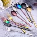 Set Peralatan Makan Korea Stainless Steel 304