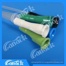 Catéter Nelaton de PVC desechable para adultos