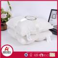 Microfiber plush cushion, Solid Jacquard flannel fleece cushion sets, Honeycomb design flannel fleece cushion set manufacturer