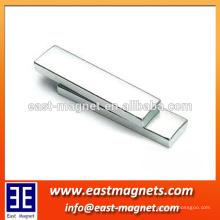 Hochwertiger Neodymstabmagnet / ndfeb Zn beschichteter Magnet / neodimio magnete Ningbo Fabrik