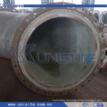 Tubería de acero de doble pared de alta presión para la draga (USC-6-009)
