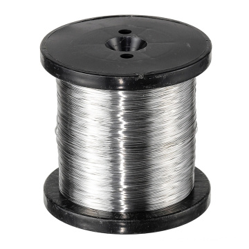 China Wholesale 316 Grade Stainless Steel Wire (316SSW)