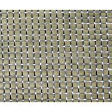 CE, RoHS, SGS маркирует оцинкованную железную квадратную сетчатую ткань (anjia-612)