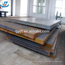Alta resistência ao desgaste placa de aço de liga resistente NM400