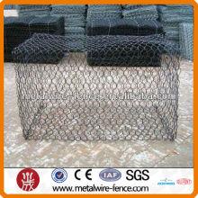 galvanized wire mesh gabion box