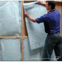 Blocs d'isolation en polyester à liaison thermique