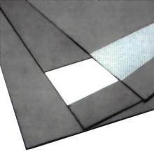 Feuille de graphite avec feuille de métal
