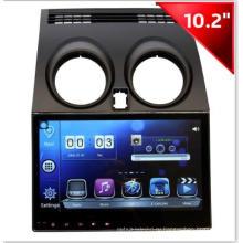 Yessun 10,2-дюймовый Android автомобильный GPS для Nissan Qashqai (HD1029)