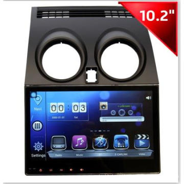 Yessun 10.2 Inch Android Car GPS for Nissan Qashqai (HD1029)