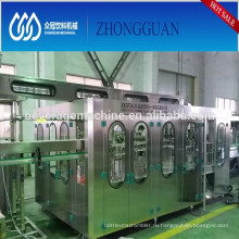 Automatic high filling accuracy PET bottle water filling machine