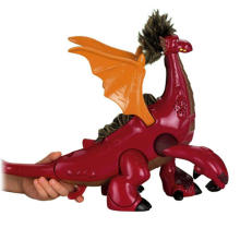 Пластмассовый оптовый дракон, ПВХ Custom рекламных, Custom динозавров Коллекция Дракон