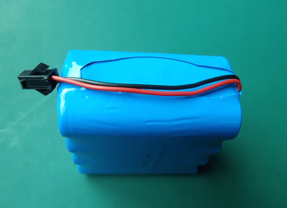 7.4V 8.8Ah laptop battery pack