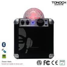 4-дюймовый пластиковый беспроводной мини-стереофонический громкоговоритель с Bluetooth