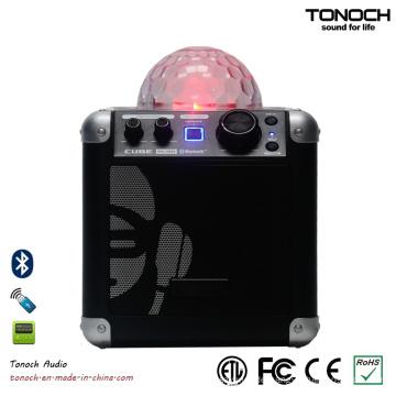 4 Zoll Plastik beweglicher mini drahtloser lummer Bluetooth Lautsprecher