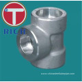 TORICH Stainless Forged Socket Welded Fittings GB/T14626