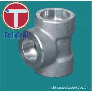 TORICH RVS gesmede socket gelaste fittingen GB / T14626