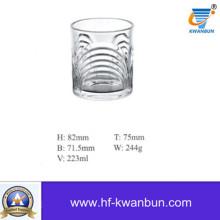 Стеклянная чашка Стеклянная посуда Mold Glass Cup Кубок виски Kb-Hn0812