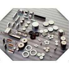 N40 Nickelage aimant de NdFeB anneau pour haut-parleur de haute qualité