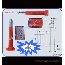 high security bolt seal BG-Z-011 high security seal,seal bolt,high security container lock seal