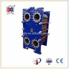 China Stainless Steel Water Heater, Hydraulic Oil Cooler Alfa Laval MX25B Replacement