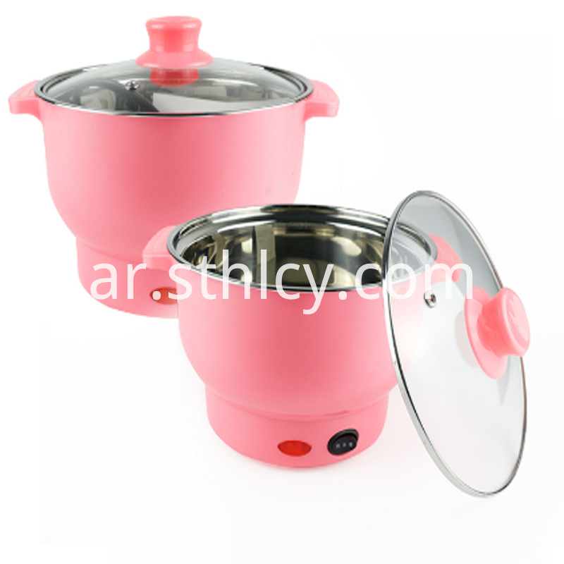 22cm Stainless Steel Hot Pot